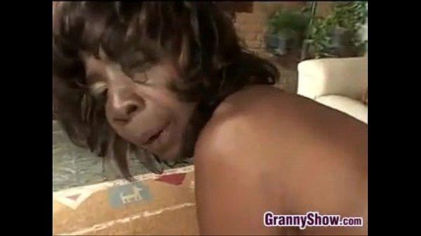 Moonshine reccomend Black granny gangbang x videos