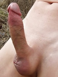 Gay shaved cock