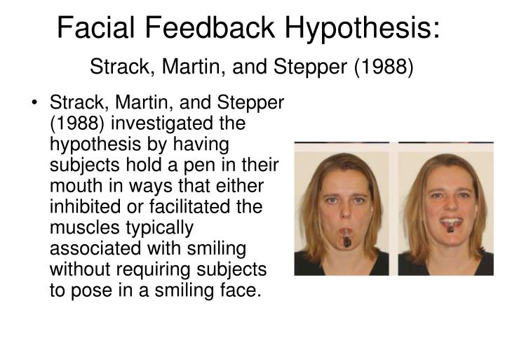 best of Feedback powerpoint Facial hypothesis
