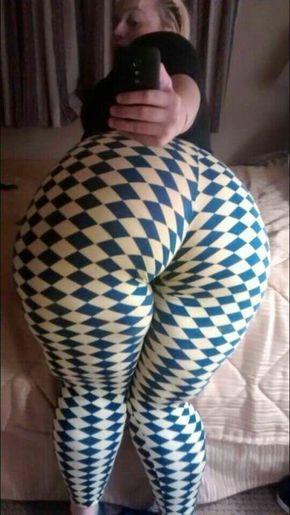 Bbw milf ass