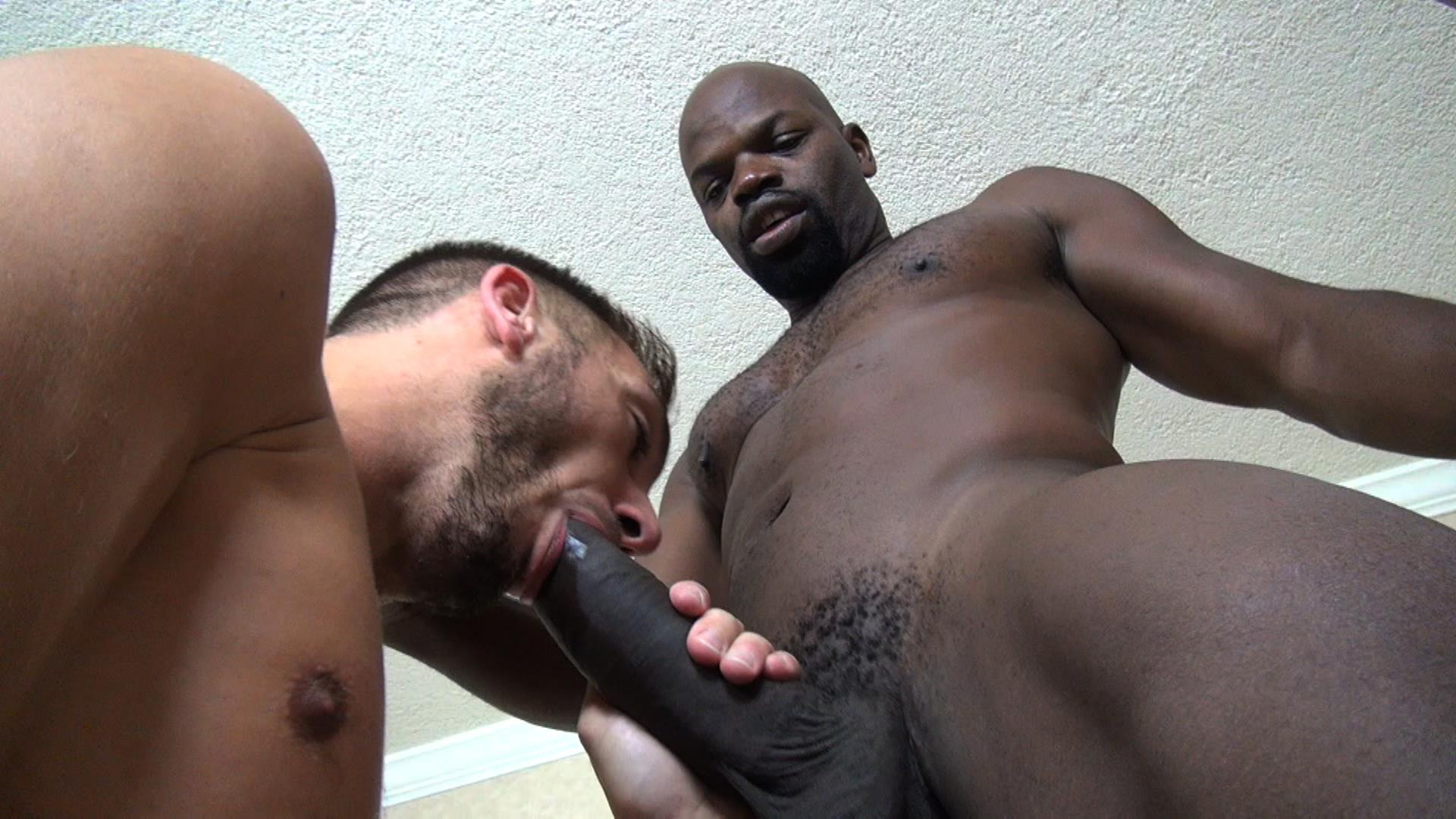 Gay Big Black Cock Interracial Ass Fuck And Cumshot