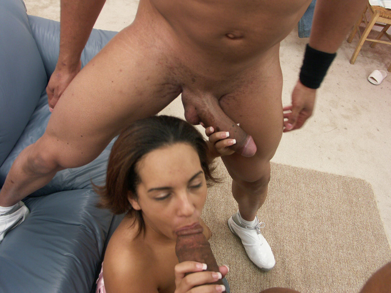 Adria rae getting a hot cumshot all over her face