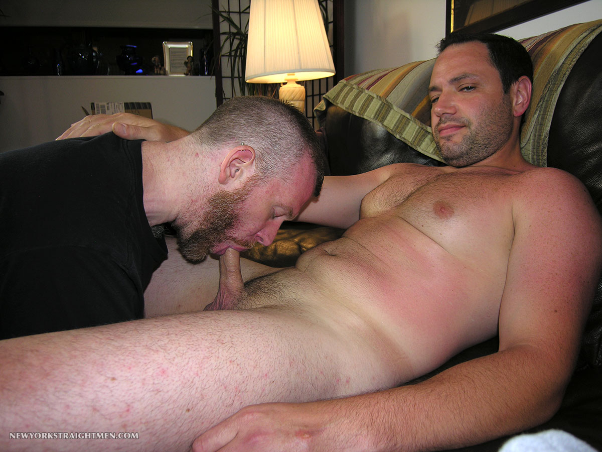 Luscious Gay Guys Enjoy Blowjob