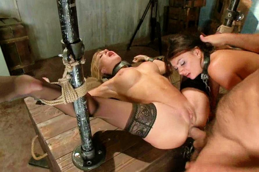 Bondage domination clips free video