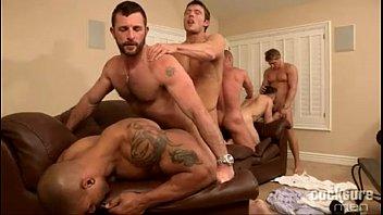 Gay takes huge dick