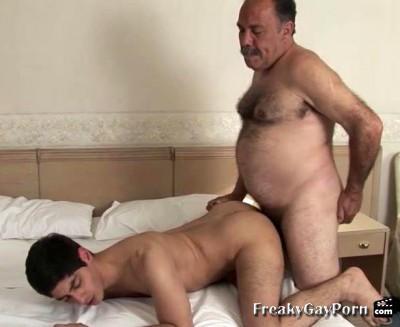 Free gay daddy sex