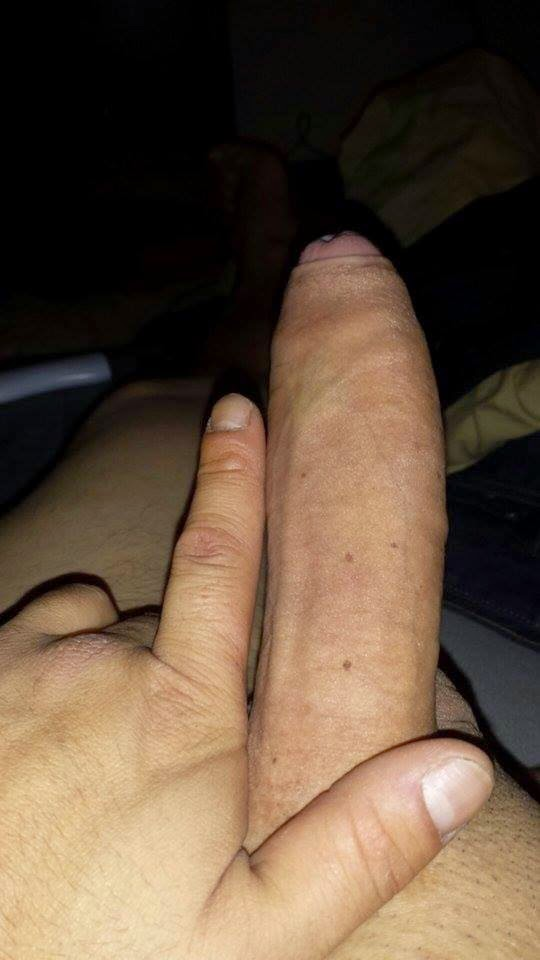 Redhead fingers herself