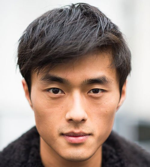 best of Asian Haircut styles men for