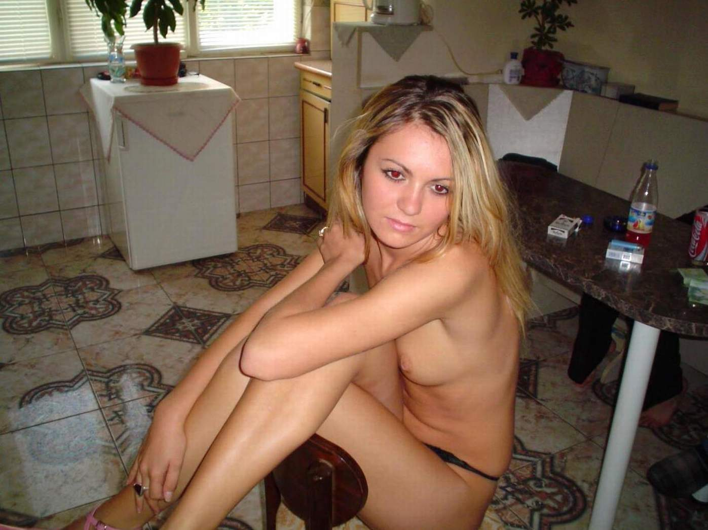Naked home pics of my wife