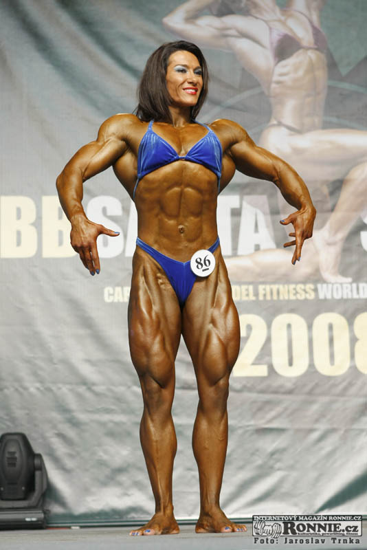 Ifbb world amateur bodybuilding