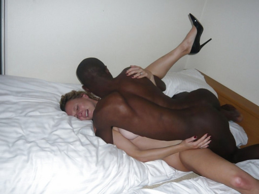 Sex missionary interracial wife