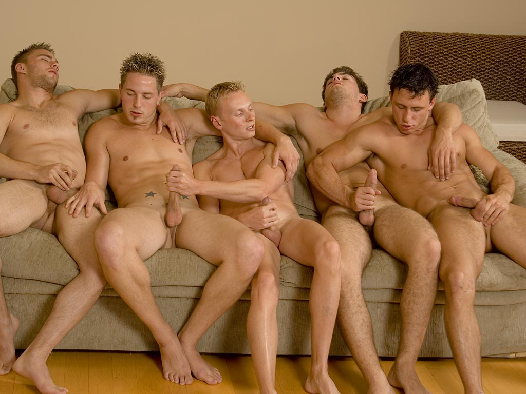 Naked men real world from