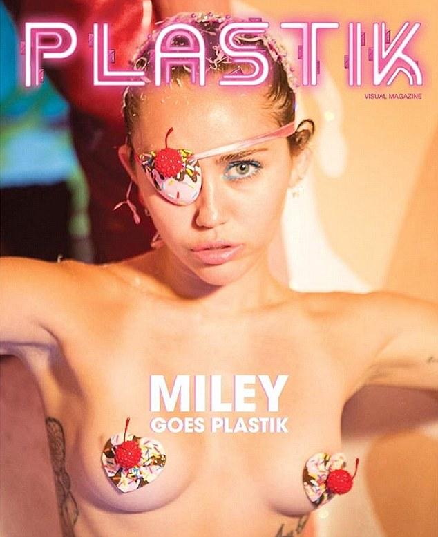 About such Miley cyrus nude slut