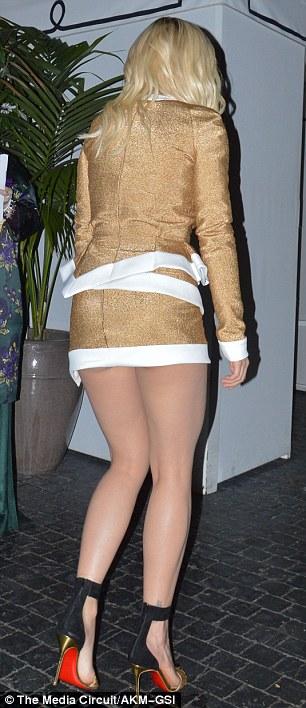Hound D. reccomend Mini skirts shows ass cheeks