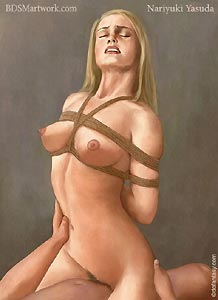 Bondage nariyuki drawings yasuda