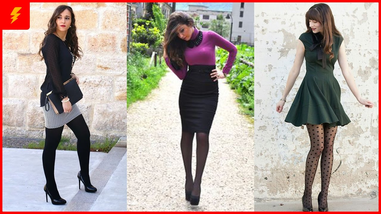 best of Or pantyhose To dresses wear