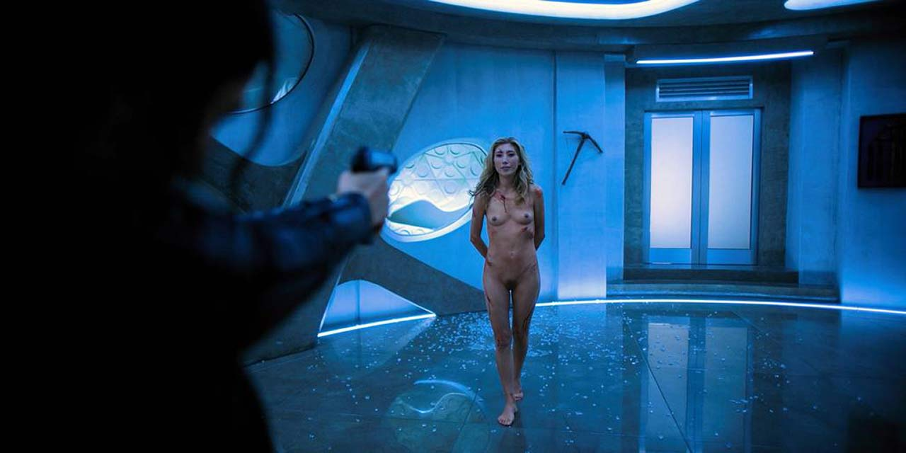 Goldfish recomended scenes altered carbon nude