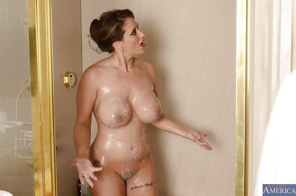 Chanel reccomend big soapy tits shower