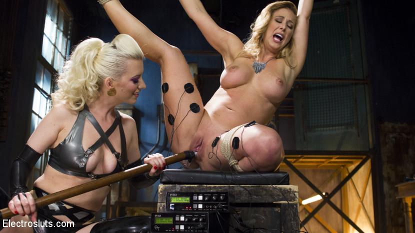 Flowerhorn recommendet orgasm bondage latex lesbian
