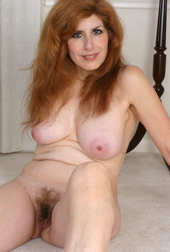 Ruby reccomend hairy redhead milf