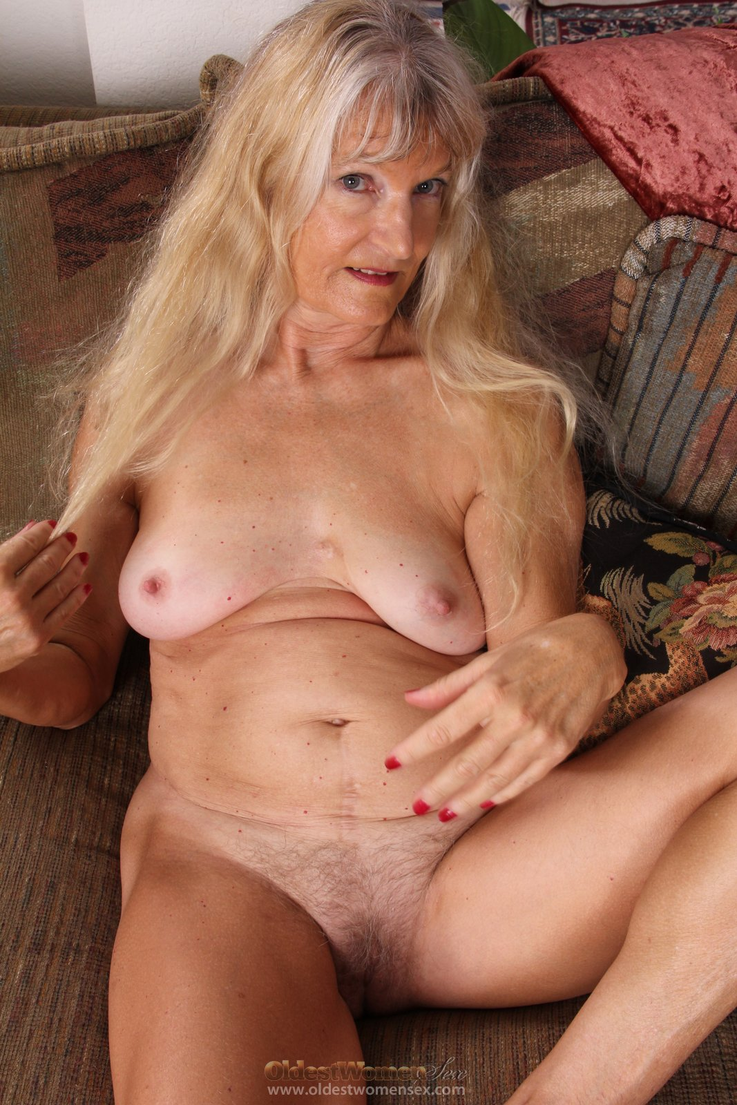 Goobers recommendet hairy granny pussy