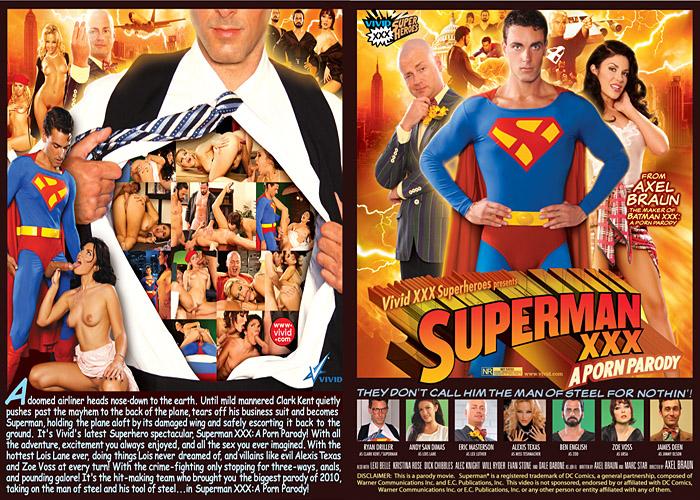 best of Xxx parody superman