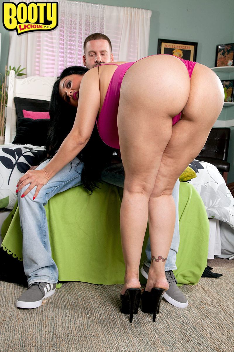 Thick ass latina milf
